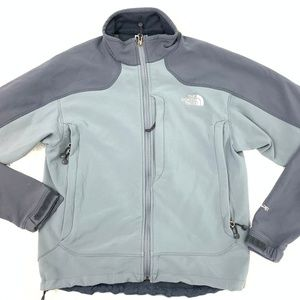 North Face Bionic Apex Full Zip Vented Jacket S